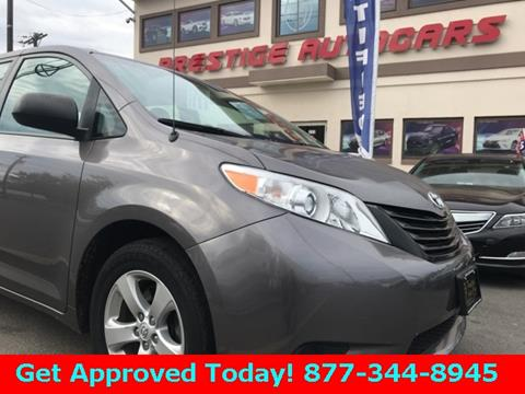 2014 Toyota Sienna for sale in Vernon, CT