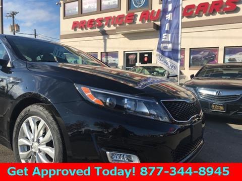 2015 Kia Optima for sale in Vernon, CT