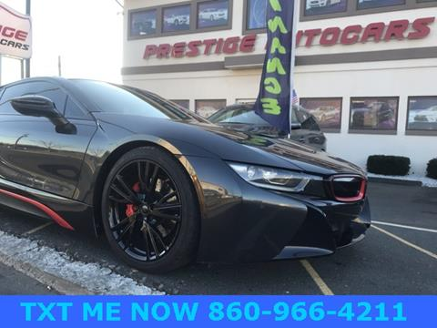 Used Bmw I8 For Sale In Connecticut Carsforsale Com