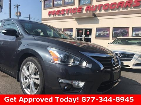2013 Nissan Altima for sale in Vernon, CT