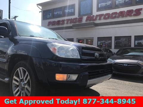 2004 Toyota 4Runner for sale in Vernon, CT