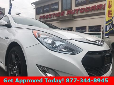 2011 Hyundai Sonata Hybrid for sale in Vernon, CT