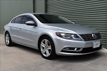 2013 Volkswagen CC for sale in Arlington, TX