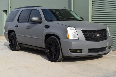 2012 Cadillac Escalade for sale in Arlington, TX
