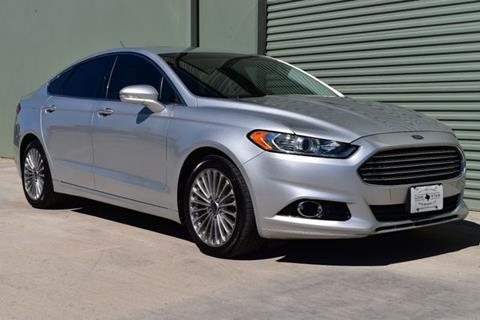 2013 Ford Fusion for sale in Arlington, TX