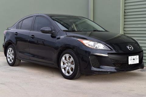 2013 Mazda MAZDA3 for sale in Arlington, TX
