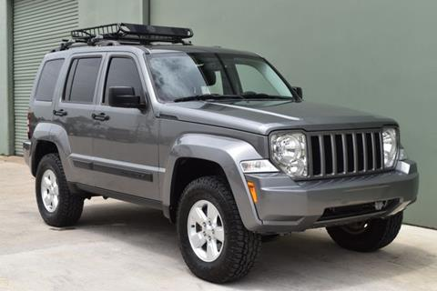 2012 Jeep Liberty for sale in Arlington, TX