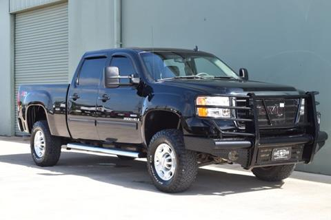 2009 GMC Sierra 2500HD for sale in Arlington, TX