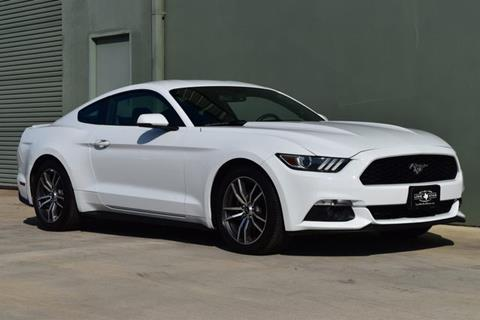 2015 Ford Mustang for sale in Arlington, TX
