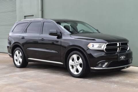 2014 Dodge Durango SXT for sale at Lone Star Auto Brokers, LLC in Arlington TX