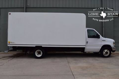 2016 Ford E-Series Chassis for sale at Lone Star Auto Brokers, LLC in Arlington TX