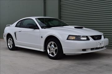 2004 Ford Mustang for sale in Arlington, TX