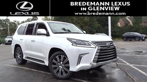 2018 Lexus LX 570 for sale in Glenview, IL