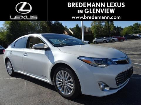 2013 Toyota Avalon Hybrid for sale in Glenview, IL