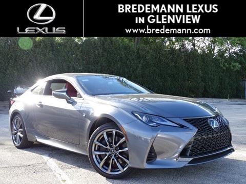 2019 Lexus RC 350 for sale in Glenview, IL
