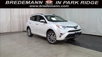 2017 Toyota RAV4 for sale in Park Ridge, IL