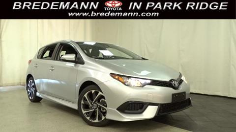 2017 Toyota Corolla iM for sale in Park Ridge IL