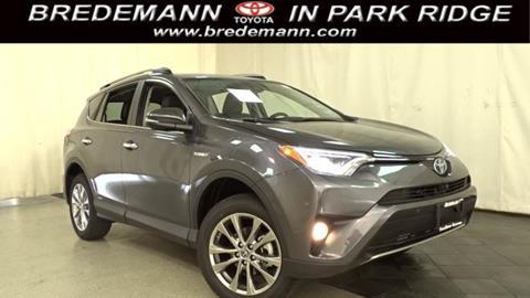 2017 Toyota RAV4 Hybrid for sale in Park Ridge, IL