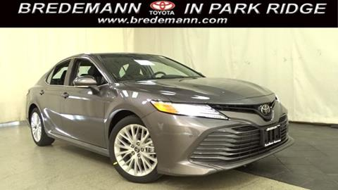 2018 Toyota Camry for sale in Park Ridge IL