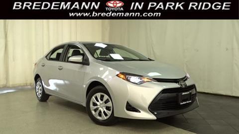 2018 Toyota Corolla for sale in Park Ridge, IL