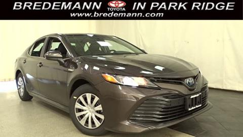 2018 Toyota Camry Hybrid for sale in Park Ridge, IL