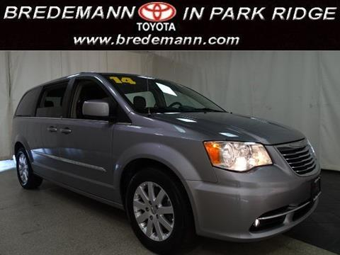 2014 Chrysler Town and Country for sale in Park Ridge IL