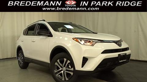 2018 Toyota RAV4 for sale in Park Ridge IL