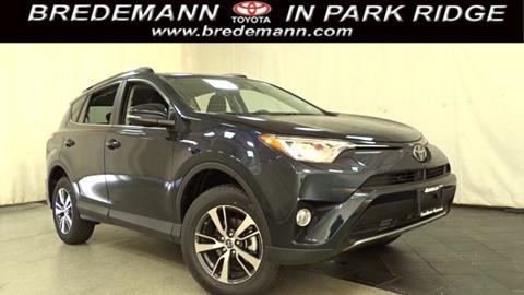 2018 Toyota RAV4 for sale in Park Ridge, IL