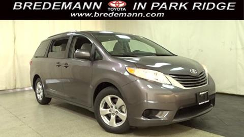 2017 Toyota Sienna for sale in Park Ridge, IL