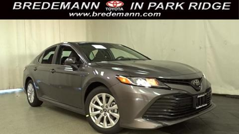 2018 Toyota Camry for sale in Park Ridge, IL
