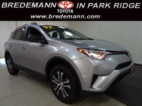 2017 Toyota RAV4 for sale in Park Ridge, IL