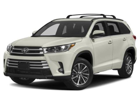 2019 Toyota Highlander for sale in Park Ridge, IL