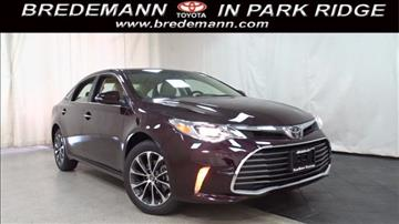 2017 Toyota Avalon for sale in Park Ridge, IL