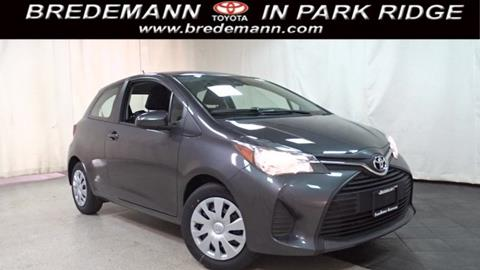 2017 Toyota Yaris for sale in Park Ridge IL