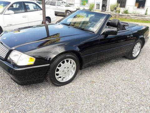 1992 Mercedes-Benz 500-Class for sale in Floral Park, NY