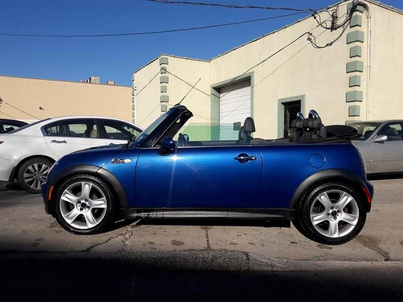 2008 mini cooper s 2dr convertible in floral park ny emerald auto sales. Black Bedroom Furniture Sets. Home Design Ideas