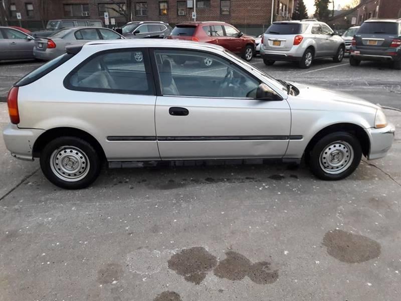 1996 honda civic cx 2dr hatchback in floral park ny - 1996 honda civic hatchback interior ...