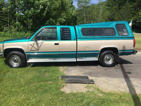 1993 GMC Sierra 2500 for sale in Greentown, PA