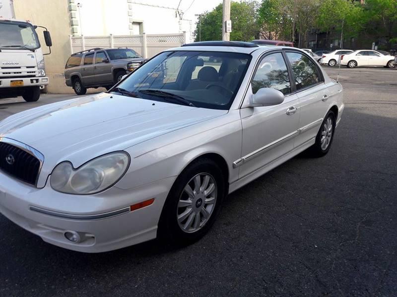 2003 Hyundai Sonata GLS 4dr Sedan   Floral Park NY