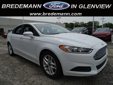 2016 Ford Fusion for sale in Glenview, IL