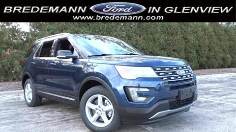 2017 Ford Explorer for sale in Glenview, IL