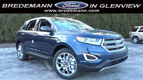 2017 Ford Edge for sale in Glenview, IL
