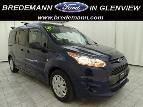 2017 Ford Transit Connect Wagon for sale in Glenview, IL