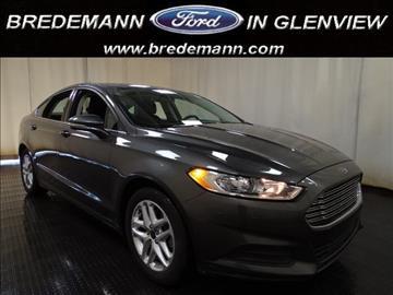 2015 Ford Fusion for sale in Glenview, IL
