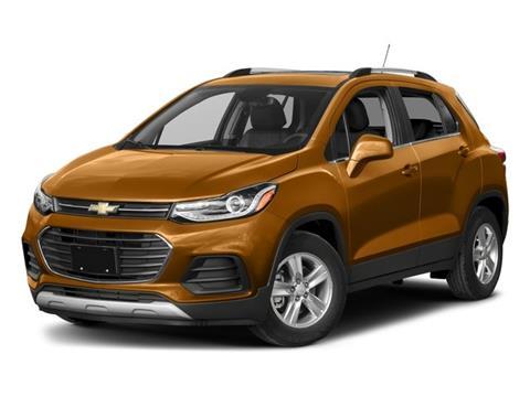 2017 Chevrolet Trax for sale in Park Ridge, IL
