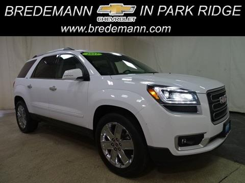 2017 GMC Acadia Limited for sale in Park Ridge, IL