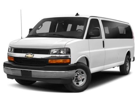 2019 Chevrolet Express Passenger for sale in Park Ridge, IL
