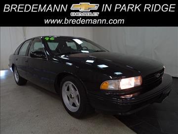 1996 Chevrolet Impala for sale in Park Ridge, IL
