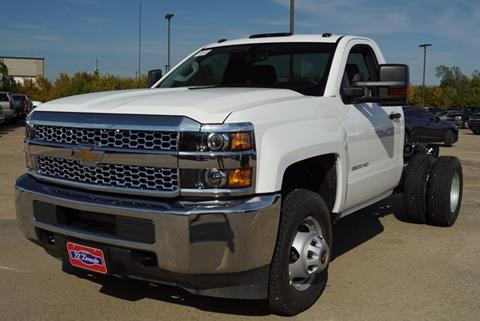 2019 Chevrolet Silverado 3500HD CC for sale in Mckinney, TX
