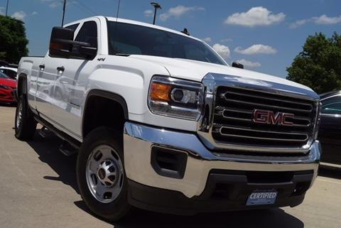 2016 GMC Sierra 2500HD for sale in Mckinney, TX
